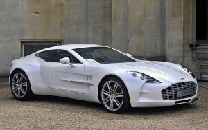 2009 Aston Martin One-77 top car rating and specifications